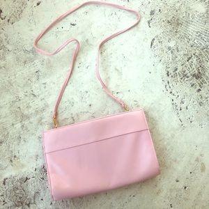 Lovely Vintage Pink Madison Studio Purse